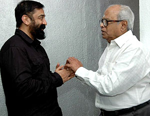 K. Balachander , Mentor Of Kamal Hassan