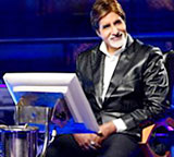 Amitabh in KBC
