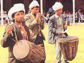 Dance and music of  Khasis
