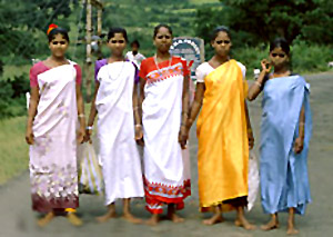 Khonds Tribes of Andhra Pradesh  , India
