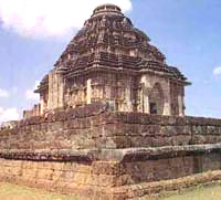 Temple in Konark