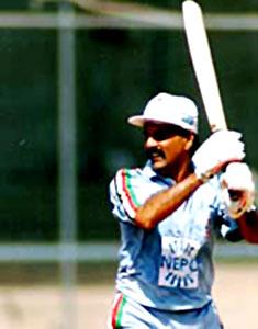 K. Srikanth, Indian Cricket