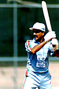 K Srikkanth, Indian Cricket
