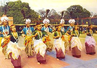 Lai Haraoba - Manipuri Theatre, Indian Theatre