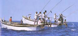 Lakshadweep - Fishery