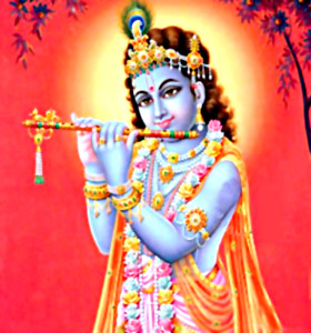 In the Brahma Vaivarta Purana another Loka is mentioned as the residence of Krishna