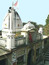 Kunal Pathri Temple, Dhauladhar Ranges, Kangra, Himachal Pradesh