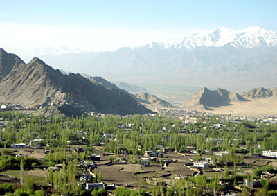 City of Jammu and Kashmi - Ladakh