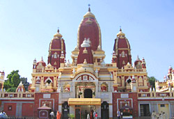 Lakshmi Narayan Temple in New Delhi