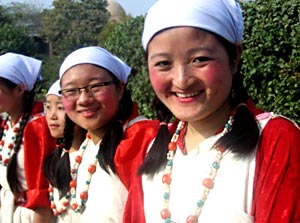 Lepcha Girls