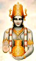 Lord Dhanwantri