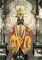 Lord Vitthal or Pandhari