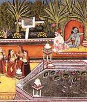 Manuscript of Madhumalati