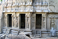 Cave temple of Mahabalipuram