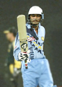 M Azharuddin, Indian Cricket
