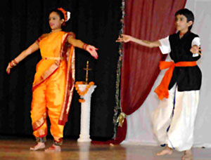 Dance Of Maharashtra