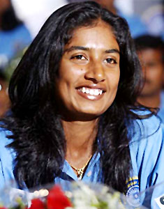 Women`s Cricketer Mithali raj