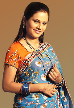 TV actress: Manva Naik aka Manjeet