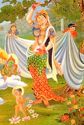 Maya Devi, Mother of Buddha