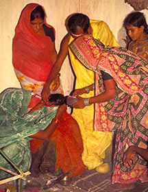 Sinduradan - Maithil Brahmin Wedding Rituals, Indian Wedding