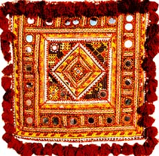 Embroidery in India