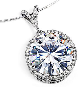Moissanite,  Gemstones