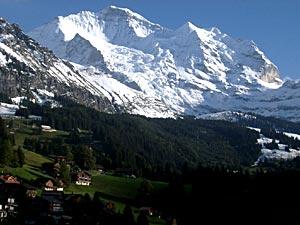 Himalayas, Mountain climate