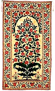 Mughal Indian Carpets