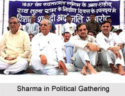 Nawal Kishore Sharma Former Governor Of Gujarat