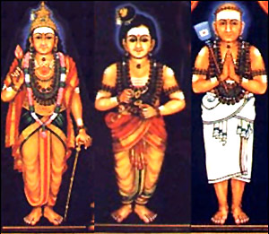 Nayanmars , Saiva Saints of India