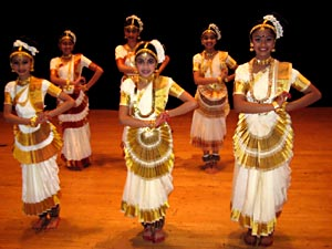 Mohiniattam, Indian Dance Academies