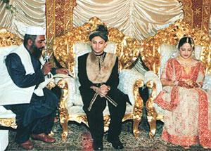 Muslim Wedding Rituals