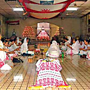 Namghar, Prayer Room