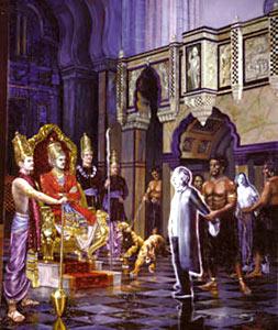 Naraka, Hell - Yama and his Justice