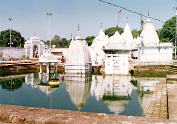 Narmada, Indian River at Amarkantak