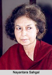 Rich like us, Nayantara Sahgal