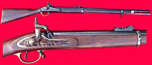 Pattern 1853 Enfield Rifle Musket