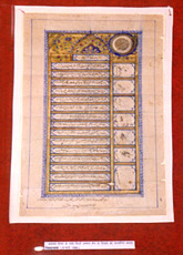 Museum of National Archives,New Delhi - Nikahnama