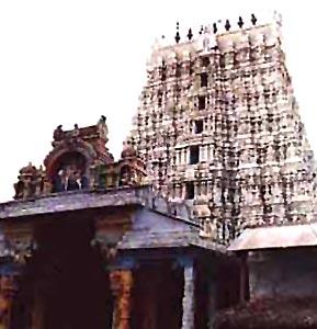 Papanasam temple Tirunelveli, Tamil Nadu