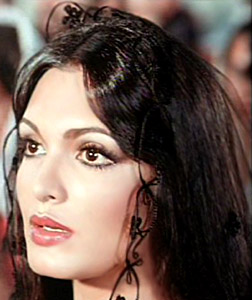 Parveen Babi, Indian Actress