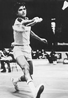 All time great Badminton players of India Prakash Padukone won the award in the year of 1972