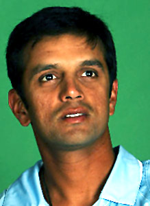 R Dravid, Indian Cricket