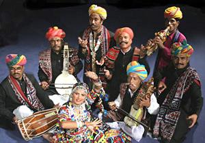 Rajasthani Music - Rajasthani theatre, Indian Theatre