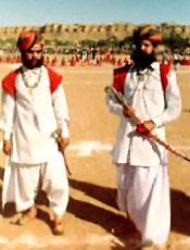 Rajputs Dhoti