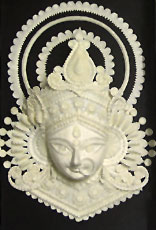 pith of shola Crafts of West Bengal
