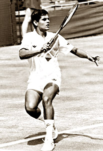 Ramesh Krishnan, Indian Tennis Player