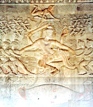 Samudra Manthan, Churning Of The Ocean