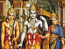 Ramayana: Lakshmana (l)
