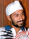 One of the Arjuna Awardee in Hockey 2000 - Baljeet Singh Saini