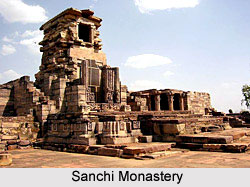 Sanchi Monstery